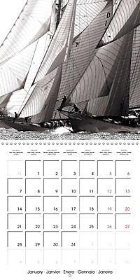 Sailing Dreams (Wall Calendar 2019 300 × 300 mm Square) - Produktdetailbild 1
