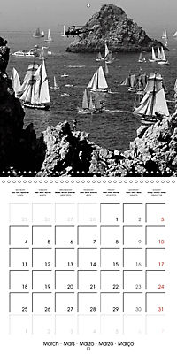 Sailing Dreams (Wall Calendar 2019 300 × 300 mm Square) - Produktdetailbild 3