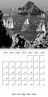 Sailing Dreams (Wall Calendar 2019 300 × 300 mm Square) - Produktdetailbild 3