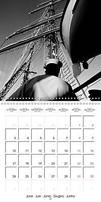 Sailing Dreams (Wall Calendar 2019 300 × 300 mm Square) - Produktdetailbild 6