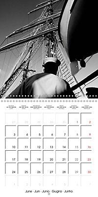 Sailing Dreams (Wall Calendar 2019 300 × 300 mm Square) - Produktdetailbild 6