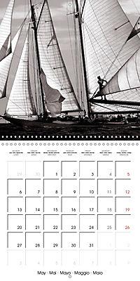 Sailing Dreams (Wall Calendar 2019 300 × 300 mm Square) - Produktdetailbild 5