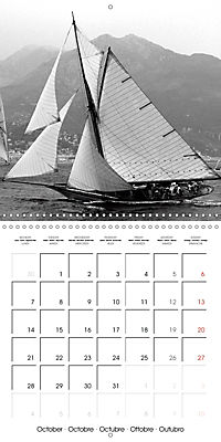 Sailing Dreams (Wall Calendar 2019 300 × 300 mm Square) - Produktdetailbild 10