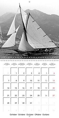 Sailing Dreams (Wall Calendar 2019 300 × 300 mm Square) - Produktdetailbild 10
