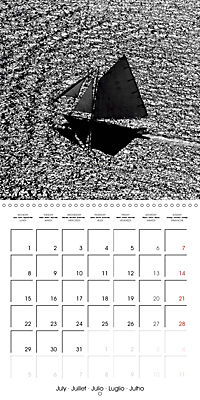 Sailing Dreams (Wall Calendar 2019 300 × 300 mm Square) - Produktdetailbild 7