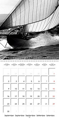 Sailing Dreams (Wall Calendar 2019 300 × 300 mm Square) - Produktdetailbild 9