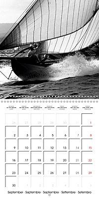 Sailing Dreams (Wall Calendar 2019 300 × 300 mm Square) - Produktdetailbild 9