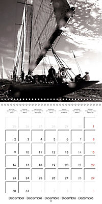 Sailing Dreams (Wall Calendar 2019 300 × 300 mm Square) - Produktdetailbild 12