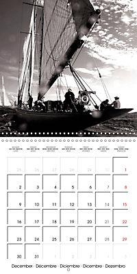 Sailing Dreams (Wall Calendar 2019 300 × 300 mm Square) - Produktdetailbild 12