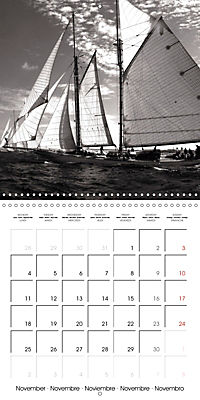 Sailing Dreams (Wall Calendar 2019 300 × 300 mm Square) - Produktdetailbild 11