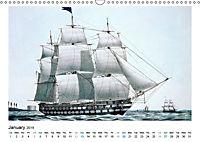 Sailing Ships (UK Version) (Wall Calendar 2019 DIN A3 Landscape) - Produktdetailbild 1