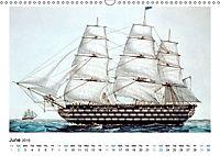Sailing Ships (UK Version) (Wall Calendar 2019 DIN A3 Landscape) - Produktdetailbild 6
