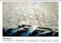Sailing Ships (UK Version) (Wall Calendar 2019 DIN A3 Landscape) - Produktdetailbild 12