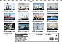 Sailing Ships (UK Version) (Wall Calendar 2019 DIN A3 Landscape) - Produktdetailbild 13