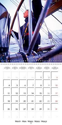Sailing: The power of wind (Wall Calendar 2019 300 × 300 mm Square) - Produktdetailbild 3