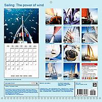 Sailing: The power of wind (Wall Calendar 2019 300 × 300 mm Square) - Produktdetailbild 13