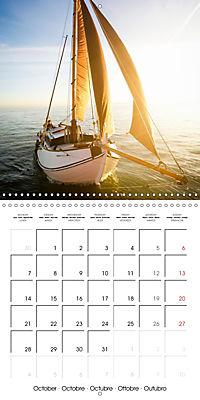 Sailing: The power of wind (Wall Calendar 2019 300 × 300 mm Square) - Produktdetailbild 10