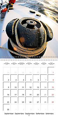 Sailing: The power of wind (Wall Calendar 2019 300 × 300 mm Square) - Produktdetailbild 9