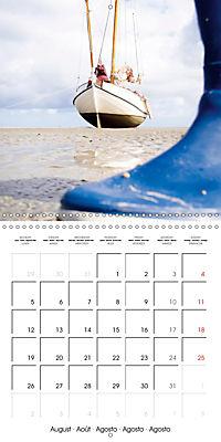 Sailing: The power of wind (Wall Calendar 2019 300 × 300 mm Square) - Produktdetailbild 8