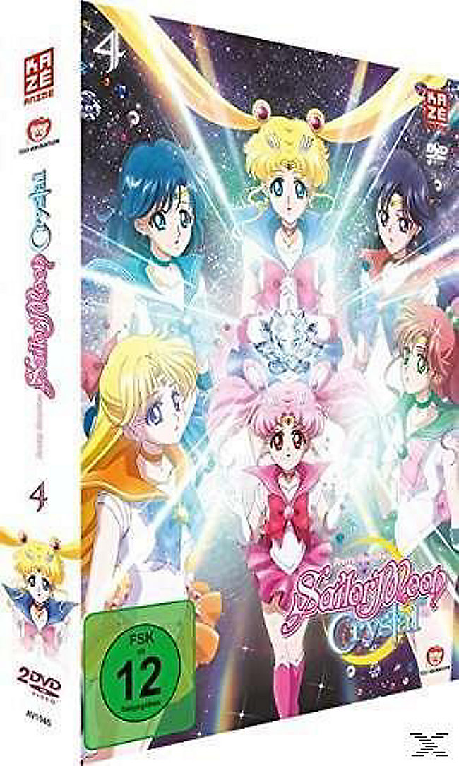 Sailor Moon Crystal - Season 3 - Box 6 DVD | Weltbild.de