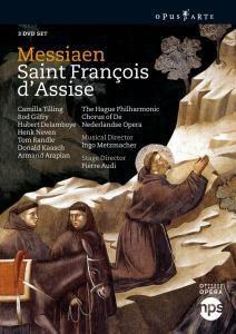 Saint Francois D'Assise, Metzmacher, Tilling, Gilfry