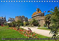 Saint Malo - Stadt der Korsaren (Tischkalender 2019 DIN A5 quer) - Produktdetailbild 5