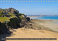 Saint Malo - Stadt der Korsaren (Tischkalender 2019 DIN A5 quer) - Produktdetailbild 7