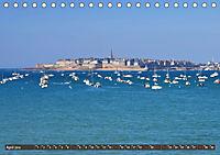 Saint Malo - Stadt der Korsaren (Tischkalender 2019 DIN A5 quer) - Produktdetailbild 4
