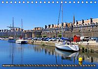 Saint Malo - Stadt der Korsaren (Tischkalender 2019 DIN A5 quer) - Produktdetailbild 11