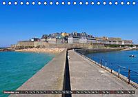 Saint Malo - Stadt der Korsaren (Tischkalender 2019 DIN A5 quer) - Produktdetailbild 12