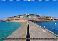Saint Malo - Stadt der Korsaren (Wandkalender 2019 DIN A2 quer) - Produktdetailbild 2