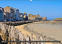 Saint Malo - Stadt der Korsaren (Wandkalender 2019 DIN A2 quer) - Produktdetailbild 3