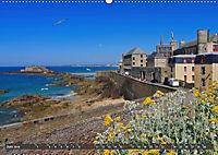 Saint Malo - Stadt der Korsaren (Wandkalender 2019 DIN A2 quer) - Produktdetailbild 6