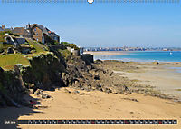 Saint Malo - Stadt der Korsaren (Wandkalender 2019 DIN A2 quer) - Produktdetailbild 7