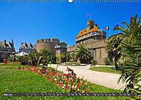 Saint Malo - Stadt der Korsaren (Wandkalender 2019 DIN A2 quer) - Produktdetailbild 5
