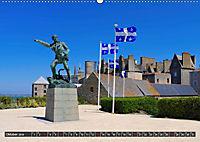 Saint Malo - Stadt der Korsaren (Wandkalender 2019 DIN A2 quer) - Produktdetailbild 10