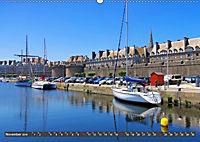 Saint Malo - Stadt der Korsaren (Wandkalender 2019 DIN A2 quer) - Produktdetailbild 11