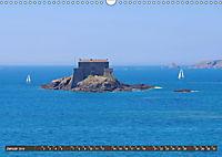 Saint Malo - Stadt der Korsaren (Wandkalender 2019 DIN A3 quer) - Produktdetailbild 1
