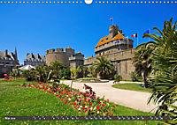 Saint Malo - Stadt der Korsaren (Wandkalender 2019 DIN A3 quer) - Produktdetailbild 5