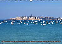 Saint Malo - Stadt der Korsaren (Wandkalender 2019 DIN A3 quer) - Produktdetailbild 4