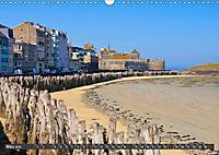 Saint Malo - Stadt der Korsaren (Wandkalender 2019 DIN A3 quer) - Produktdetailbild 3