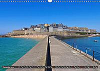 Saint Malo - Stadt der Korsaren (Wandkalender 2019 DIN A3 quer) - Produktdetailbild 12