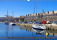 Saint Malo - Stadt der Korsaren (Wandkalender 2019 DIN A3 quer) - Produktdetailbild 11