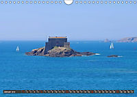 Saint Malo - Stadt der Korsaren (Wandkalender 2019 DIN A4 quer) - Produktdetailbild 1