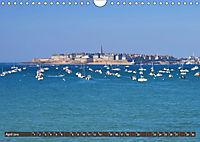 Saint Malo - Stadt der Korsaren (Wandkalender 2019 DIN A4 quer) - Produktdetailbild 4
