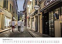 Saint Tropez - Early Morning Street Photography (Wandkalender 2019 DIN A3 quer) - Produktdetailbild 1