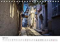 Saint Tropez - Early Morning Street Photography (Tischkalender 2019 DIN A5 quer) - Produktdetailbild 3
