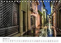 Saint Tropez - Early Morning Street Photography (Tischkalender 2019 DIN A5 quer) - Produktdetailbild 7