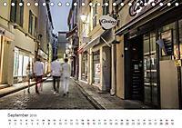 Saint Tropez - Early Morning Street Photography (Tischkalender 2019 DIN A5 quer) - Produktdetailbild 9