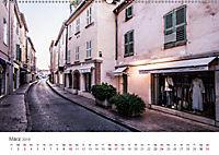 Saint Tropez - Early Morning Street Photography (Wandkalender 2019 DIN A2 quer) - Produktdetailbild 3